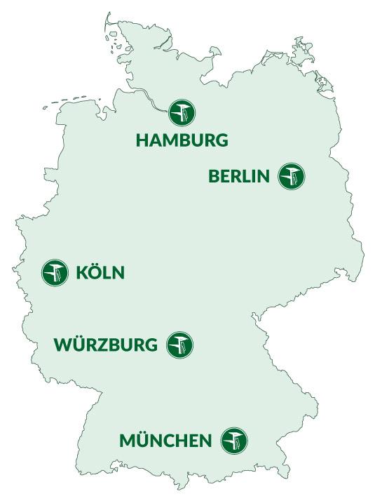deutschlandweit Icaros mieten